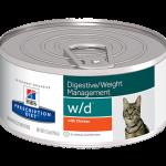 Hill`s Prescription Diet™ w/d™ Feline Chicken