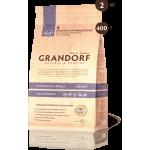 GRANDORF Rabbit & Rice ADULT STERILIZED