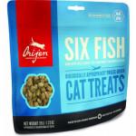 Orijen FD FD Six Fish Cat treats