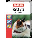 Beaphar Kitty's + Cheese 180 шт
