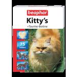 Beaphar Kitty's + Taurine-Biotine 75 шт