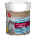 8 in 1 Excel Multi Vitamin Small Breed 70 таб