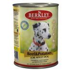 Berkley Adult Beef&Potatoes
