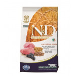 Farmina N&D LG Ancestral Adult Cat Low Grain Lamb & Blueberry