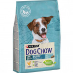 Dog Chow Puppy Small Breed Chicken