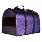 Ладиоли сумка-переноска полукруглая на молнии (большая)
