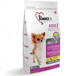 1st Choice Dog Adult Toy&Small Healthy Skin&Coat