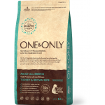 ONE&ONLY ADULT ALL BREEDS TURKEY&BROWN RICE
