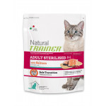 Trainer Natural Sterilised Cat Salmon