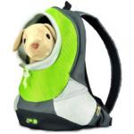 Pюкзак Crazy Paws Зелёный(3 кг)