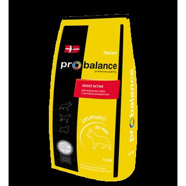 Probalance Dog IMMUNO ADULT ACTIVE