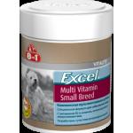 8 in 1 Excel Multi Vitamin Small Breed 70 таб