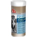 8 in 1 Excel Brewer's Yeast For Large Breeds 80 таб