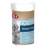 8 in 1 Excel Brewer's Yeast 260 таб
