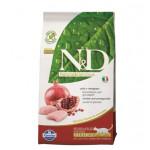 Farmina N&D Cat Chicken & Pomegranate Neutered