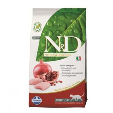 Farmina N&D Chicken & Pomegranate Adult Cat