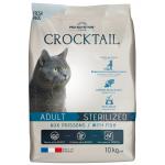 Flatazor Crocktail Cat Adult STERILISE Fish