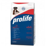 Prolife Dog Adult All Breeds Beef&Rice
