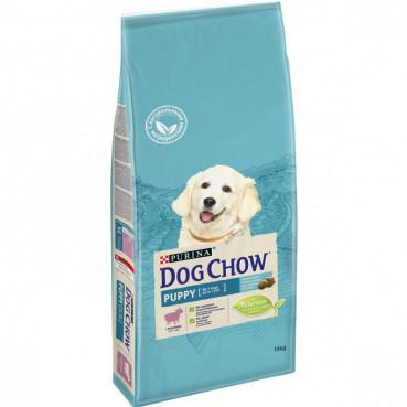 Dog Chow Puppy Lamb