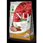 Farmina N&D GF Quinoa Dog All Breed Skin&coat Quail
