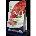 Farmina N&D Cat GF Quinoa Weight Management Lamb