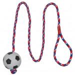 Мяч футбольный  на веревке