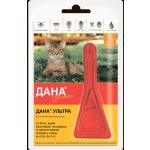 Дана Ультра для кошек до 4 кг