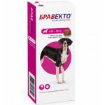 Бравекто 1400 мг для собак 40-56 кг