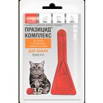 Празицид-комплекс для кошек более 4 кг