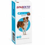 Бравекто 1000 мг для собак 20-40 кг