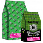 ZooRing Adult Active Dog Max Bull/Rice