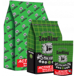 ZooRing Adult Active Dog Bull/Rice