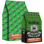 ZooRing Dog Model №1 Veal/Rice